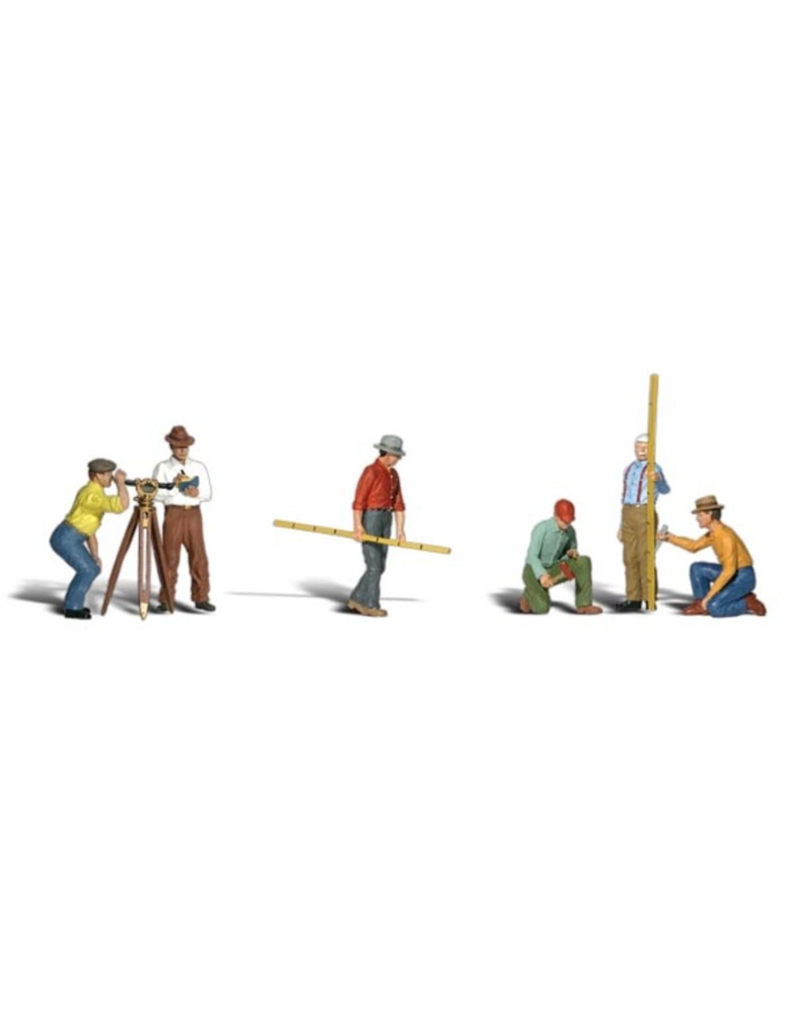 WOO HO Surveyors
