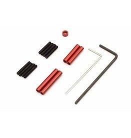 Kyosho MXW001R Aluminum Link Rod Set WB110mm