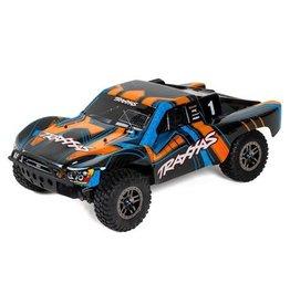 "Traxxas Traxxas Slash 4X4 ""Ultimate"" RTR 4WD Short Course Truck (Orange) w/TSM & TQi 2.4GHz Radio"