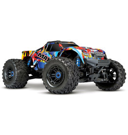 Traxxas Maxx: 1/10 Scale Monster Truck. Ready-To-Race® with TQi™ 2.4GHz radio system with Traxxas Stability Management™, Self-Righting, and VXL-4s ESC
