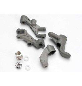 Traxxas [Steering bellcranks/ servo saver/ servo saver spring/ steering support/ 4x7x2.5 PB (4)/ 5x0.8mm NL (1)] Steering bellcranks/ servo saver/ servo saver spring/ steering support/ 4x7x2.5 PB (4)/ 5x0.8mm NL (1)