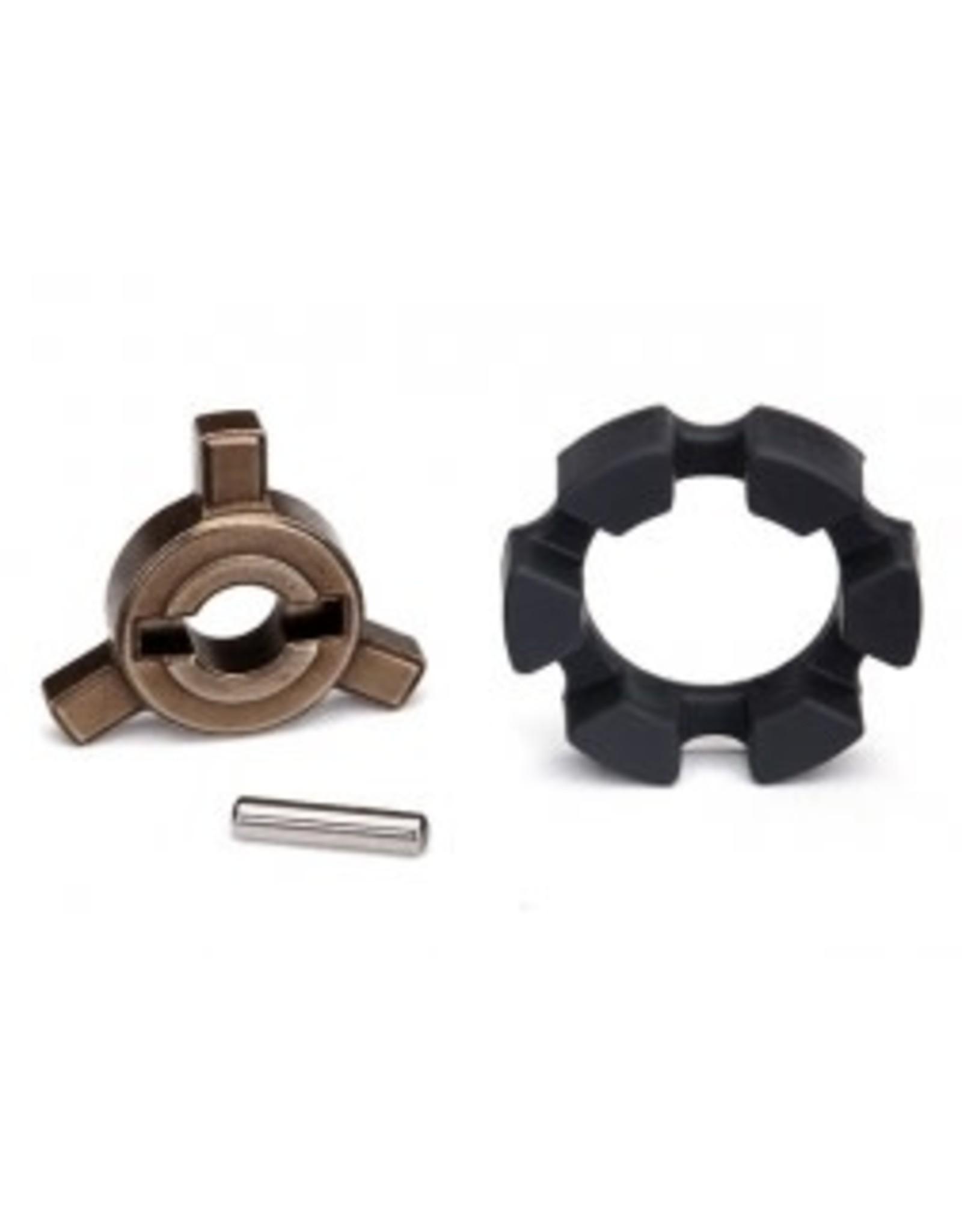Traxxas [Cush drive key/ pin/ elastomer damper] Cush drive key/ pin/ elastomer dampe