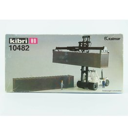 Kalmar HO 1/87 Scale Kibri 10482 Container Stacker Vehicle Kit