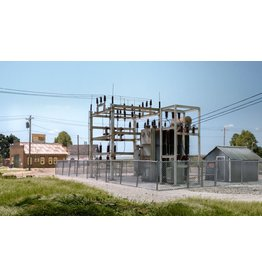 Woodland Scenics Substation - HO Scale
