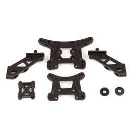 Team Associated FR/RR Shock towers Wing mounts 14