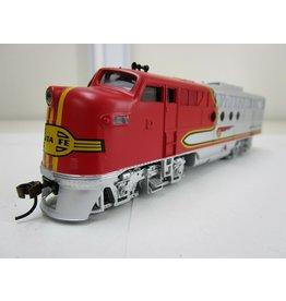 Bachmann Bachmann HO Scale Locomotive Train Diesel Santa Fe Flyer DCC On Board
