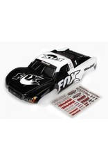 Traxxas Body, Slash 4X4/Slash, Fox Edition (painted, decals applied)