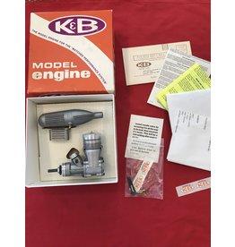 K &B K&B R/C Model No.4011 .40 R/C Sportster NIB W Mufflers Model Airplane Engine