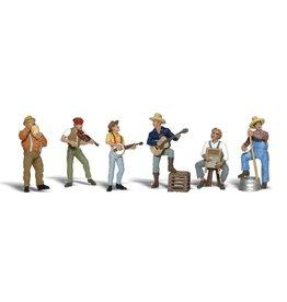 Woodland Scenics Jug Band HO 1902