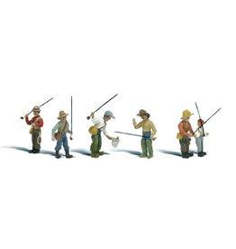 Woodland Scenics Fly Fishermen HO 1910