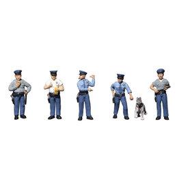 Woodland Scenics Policemen HO 1822
