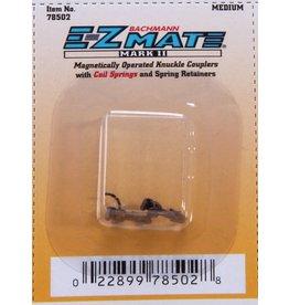 Bachmann Bachmann (N) EZ Mate Mark II Knuckle Coupler, Medium