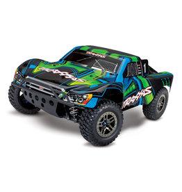 Traxxas GRN-Slash Ultimate 4x4 TSM Green