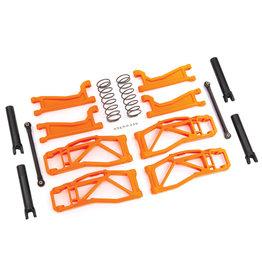 Traxxas Suspension Kit Wide Maxx Orange 8995T