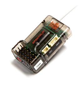 'Spektrum SR6110AT DSMR 6-Channel AVC Telemetry Surface Receiver