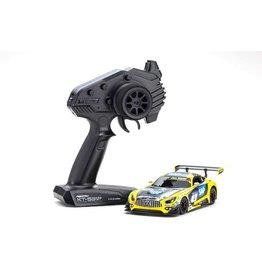 Kyosho 32338YBK MINI-Z RWD Mercedes-AMG GT3 No.4 24H Nurburgring 2018