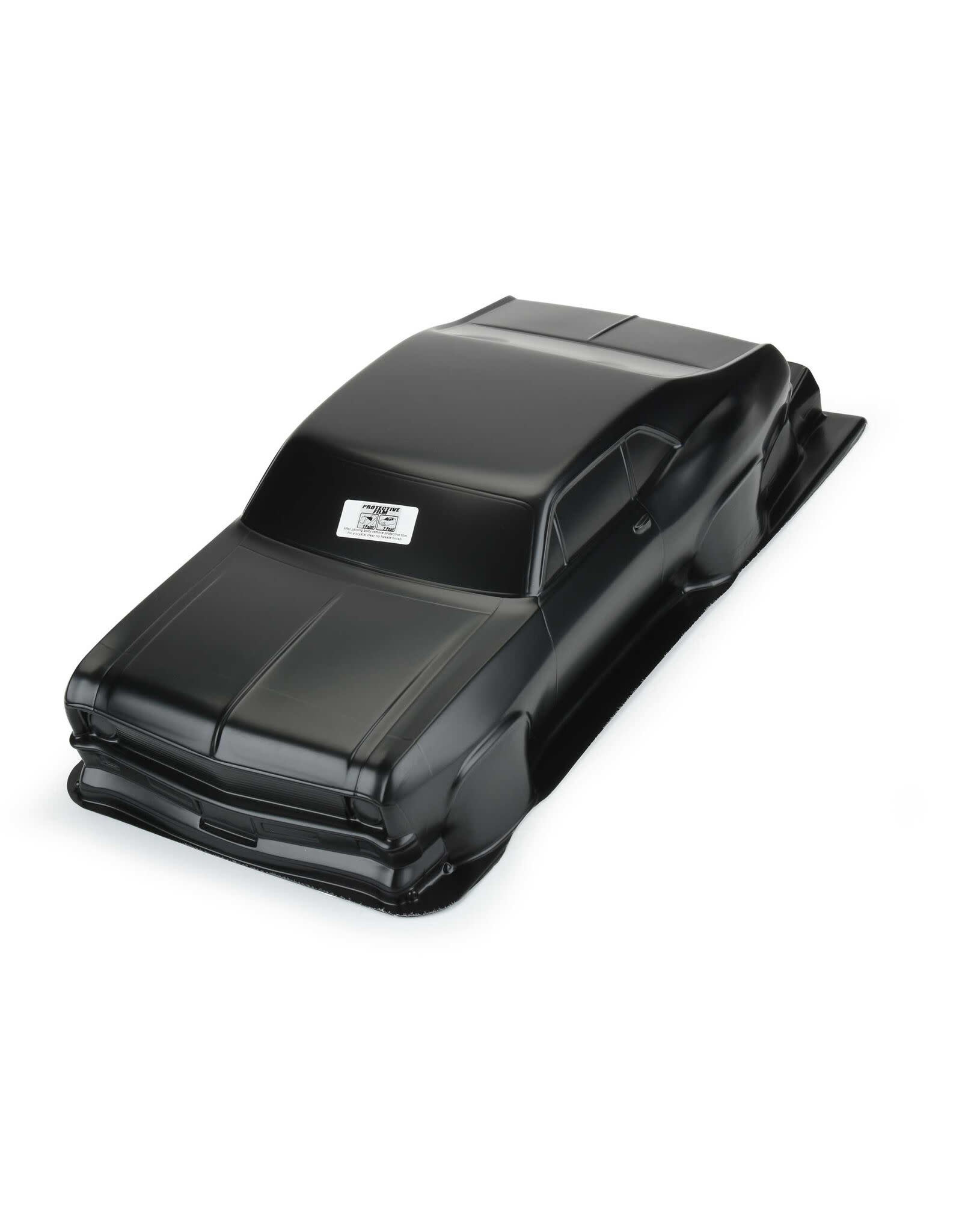 Proline 1969 Chevrolet Nova (Black) Body for SC