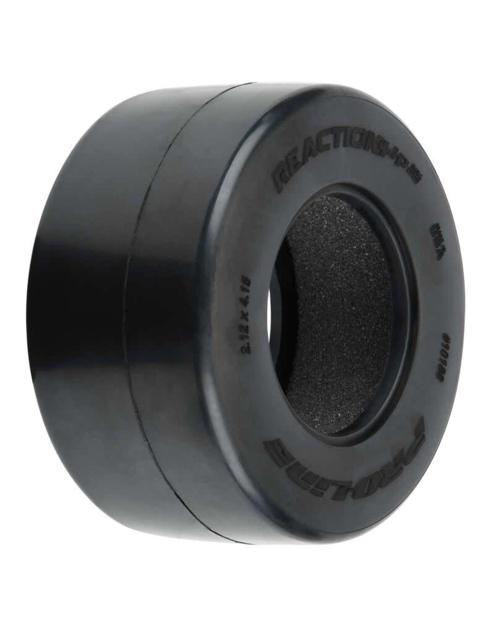 PRO10188203 1/10 Reaction+ HP Wide SC S3 Drag BELTED Tires