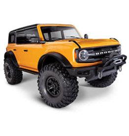 Traxxas 2021 Broncho(TRX4)Orange 92076-4