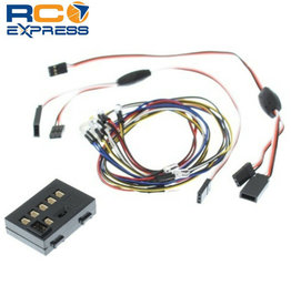 Redcat Racing LED Light System w/Control Box (8 LEDS) by Killerbody