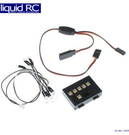 Killer body LED Light System w/Control Box (6 LEDS) by Killerbody