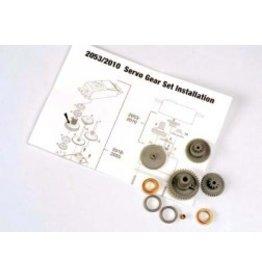 Traxxas [Servo gears (for 2055, 2056 servos)] Servo gears (for 2055, 2056 servos