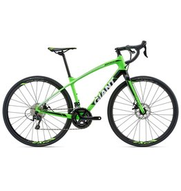 Giant AnyRoad Advanced 1 L Matte Neon Green/Black