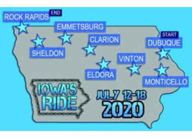 Iowa's Ride