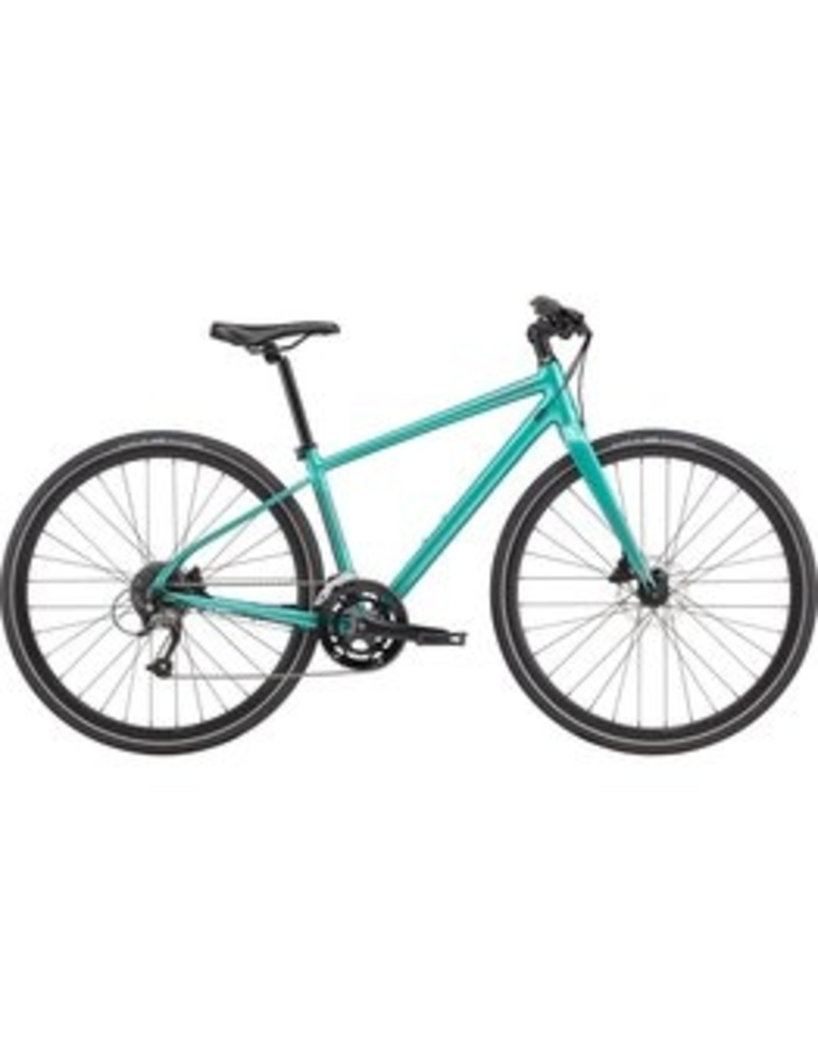 CANNONDALE 700 F Quick Disc 3 TRQ MD Turquoise