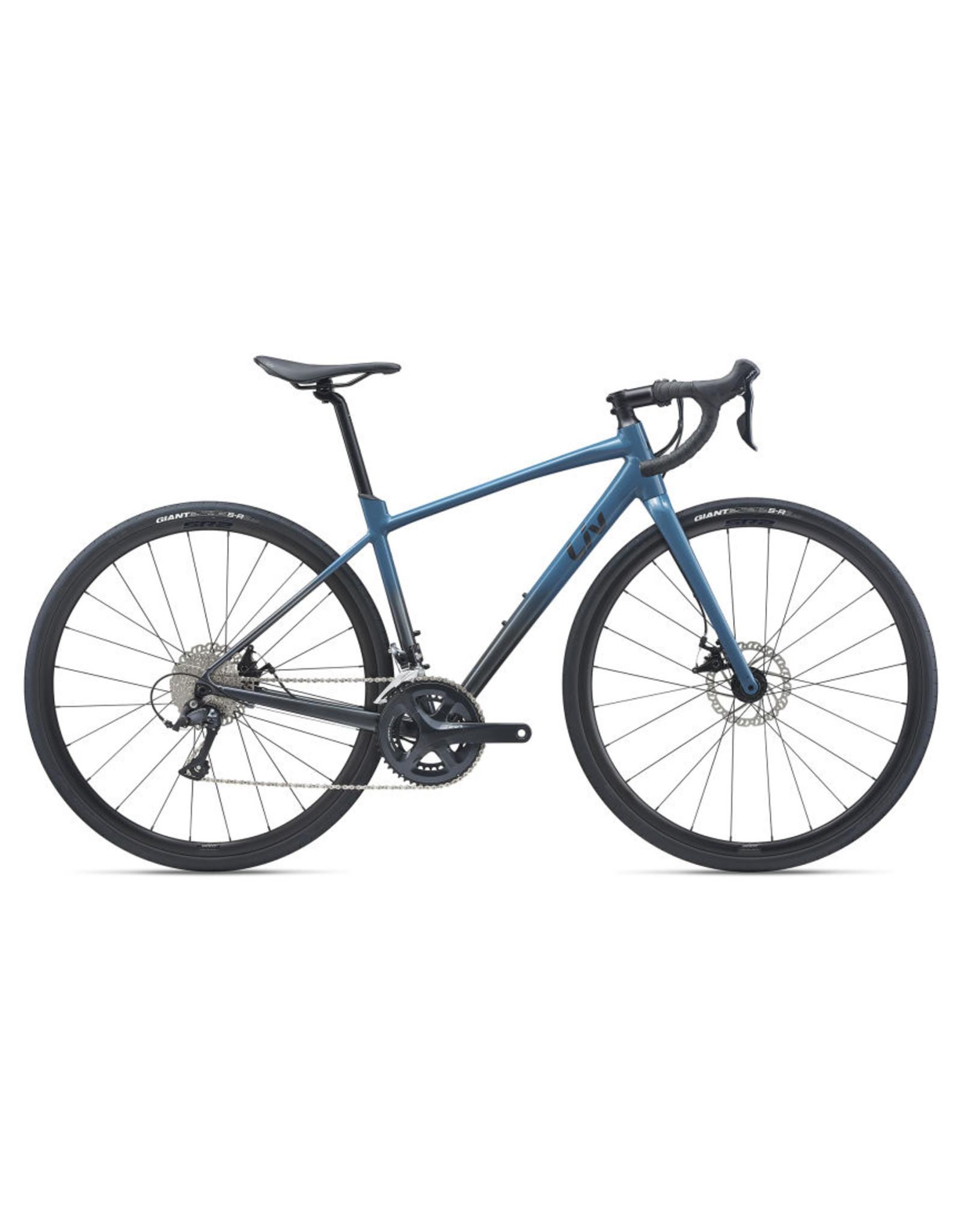 Liv Avail AR 3 S Grayish Blue