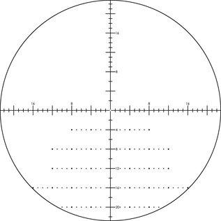 Vortex Vortex Viper HS LR 6-24x50 FFP XLR