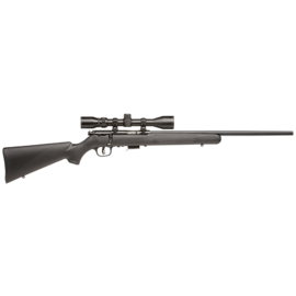 Savage Arms 17 hmr  -  Savage 93R17 FNSXP with Weaver 3-9x40mm scope