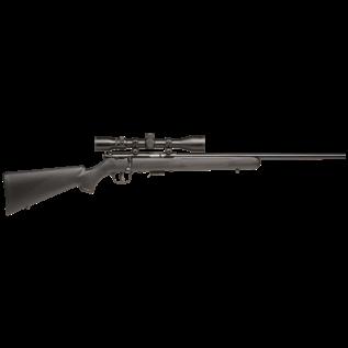 Savage Arms Savage 93R17 FNSXP w/Weaver 3-9x40mm scope 17 hmr