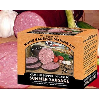 Hi Mountain Hi Mountain Sausage Kits