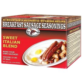 Hi Mountain Hi Mountain Breakfast Sausage Kits