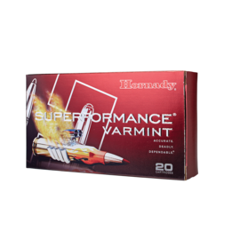 Hornady Hornady Superformance Varmint Ammo