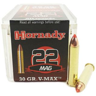 Hornady Hornady 22 WMR 30 gr V-Max, 2200 fps, 50 rnds