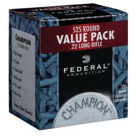 Federal Federal Champion 22 LR 36 gr CPHP, 1260 fps, 525 rnds