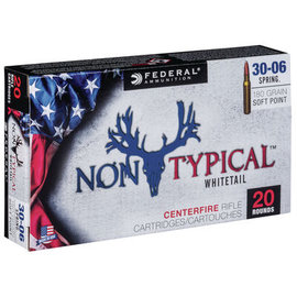 Federal Federal Non-Typical Ammo