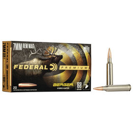 Federal Federal Premium Berger Hybrid Hunter Ammo