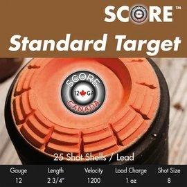 Score 20 ga Lead  -  Score Standard Target