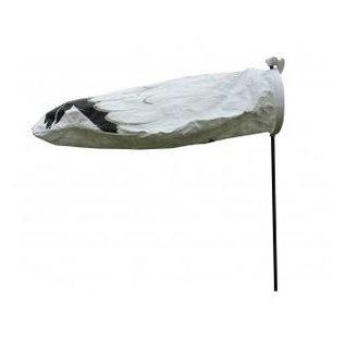 Goose Windsock Decoys- Snow Goose, 12pk