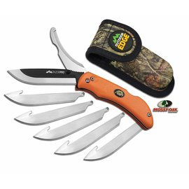 Outdoor Edge Outdoor Edge Razor-Pro Orange w/6 Blades