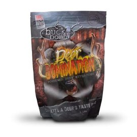 Buck Bomb Buck Bomb Deer Domination Attractant 3lb