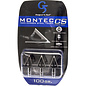 "G5 G5 Montec CS Broadhead 113, 3 Blade, 1-1/16"", 100gr, 3pk"