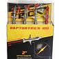 """Slick Trick Raptor Trick Mechanical Broadhead, 2 Blade, 2"""", 100gr, 3pk"""