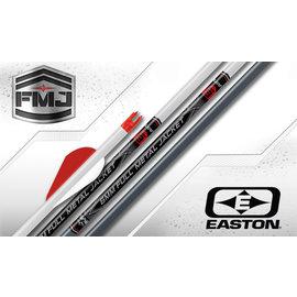 "Easton Easton 6mm FMJ Arrows, ""H"", 6 pk"