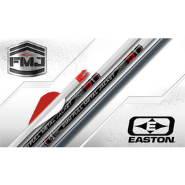 "Easton Easton FMJ 6 mm, Arrows, ""H"", 6 pk"