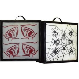 """18"""" Spider/Vitals Archery Target with Stand"""