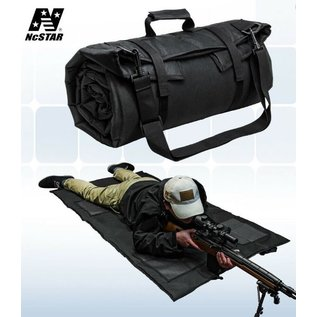 NcStar NCStar Vism Roll-Up Shooting Mat Black